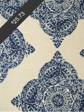 John Robshaw Mani Indigo for only $26.08 at HouseFabric.com