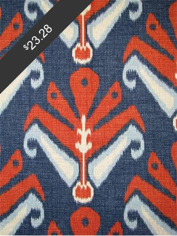 John Robshaw Sulu American Beauty for only $23.28 at HouseFabric.com